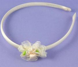 Kinder Haarband Ivoor