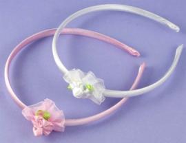 Witte Kinder Haarband