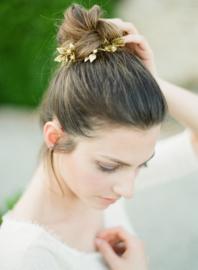 Rose Haarpinnen 3 stuks