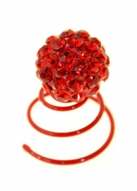 Rood Bolletje Curlies 6 st