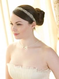 Decoratieve Tule Haarband