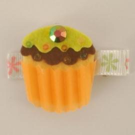 Sweet Cupcake Haarspeldje