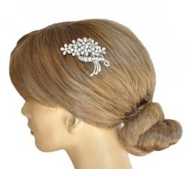 Bridal Bouquet Haarkam