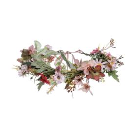 Grote Bloemenkrans Wild Multi
