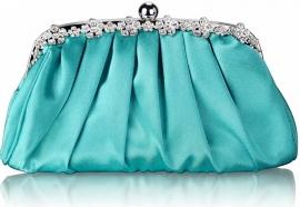 Avondtasje Turquoise