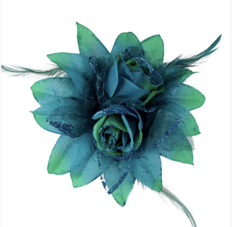 Haarbloem Aqua