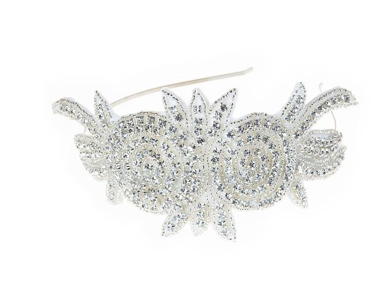 Decoratieve Cirkels Haarband