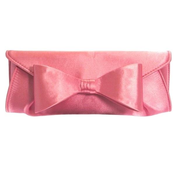 Roze Strik Clutch SALE