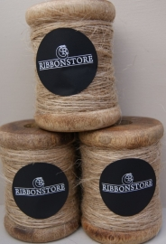 Wooden Spool string small