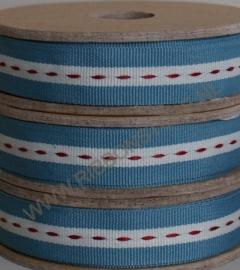 Art nr 3159  Middle stitch blue edge