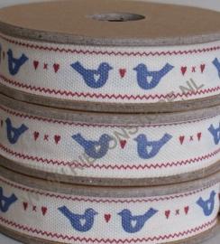 PR12140 Blue birds