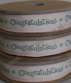 ST12310 Congratulations/ Gefeliciteerd