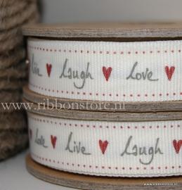 PR12425 NEW   Live Laugh Love
