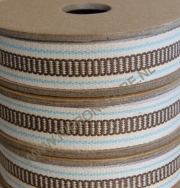 Brown ladder stripe