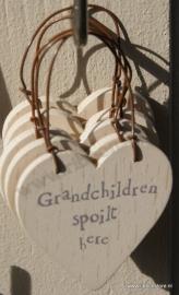 Grandchildren spoilt here