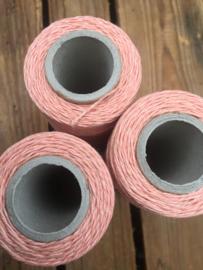 Linen Thread salmon / linnen draad zalm