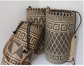 Tribal Borneo backpack