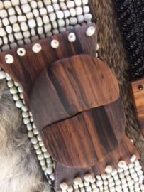 Kralen riem / Beads belt
