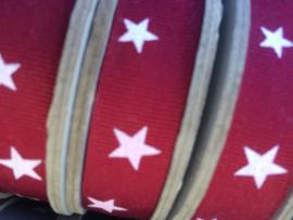 Rood sterren lint