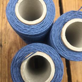 Linen Thread bleu / linnen draad blauw