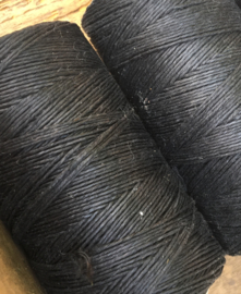 Linen Thread Black