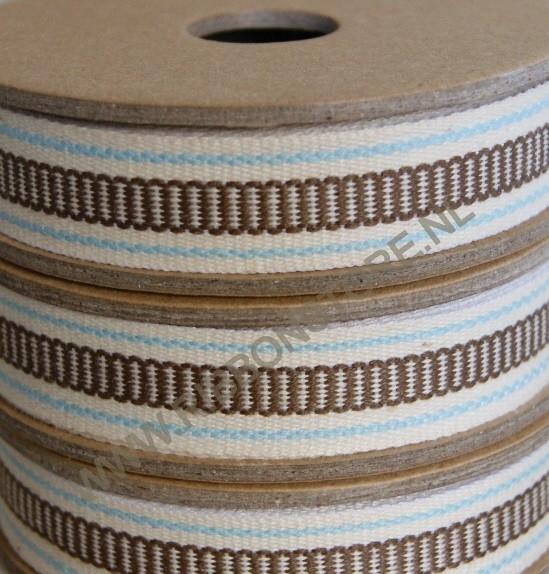 Brown ladder stripe