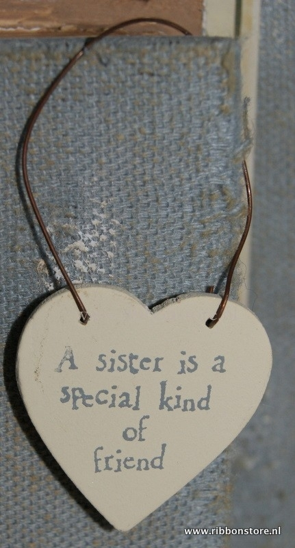 WH2015 A Sister is a special.....