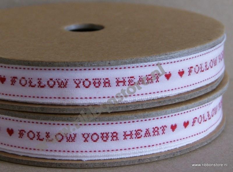 Follow your Heart 20 mtr