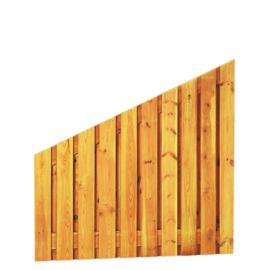 Afbouwscherm 21-planks