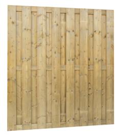 Jumboscherm 18 planken 180x200