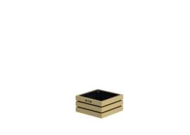 Elan mini bloembak 30x30 cm
