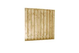 Jumboscherm 21 planken 180x180