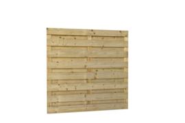 Jumboscherm 18 planken 180x180