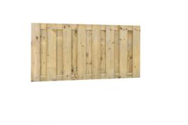 Jumboscherm 17 planken 180x90
