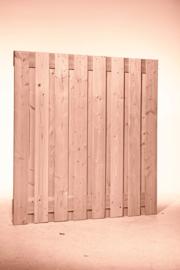 Douglas plankenscherm 17 planks (onbehandeld)
