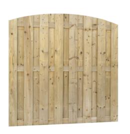 Jumbotoogscherm verticaal 18 planken 180x180