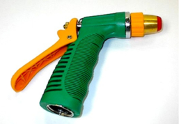 Waterpistool incl. slangaansluiting