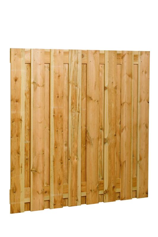 Plankenscherm 17-planks 180x180
