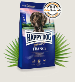 Happy Dog Supreme-Sensible France (Eend) 300gr