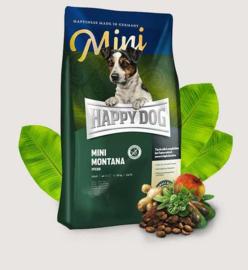Happy Dog Supreme-Mini Montana (Paard) 300gr