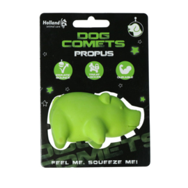 Dog Comets Propus Groen