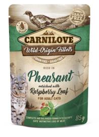 Carnilove Cat Pouch Pheasant 85gr