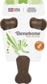 Benebone Wishbone Peanut Flavor Medium