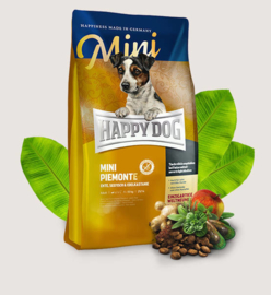 Happy Dog Supreme-Mini Piemonte (Kastanje) 300gr