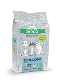 Jarco Natural Kat Skin & Coat 400gr