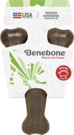 Benebone Wishbone Bacon Flavor Medium