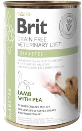 Brit Veterinair Diabetes 400gr