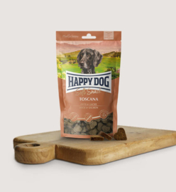 Happy Dog Hondensnoepjes Soft Snack Toscana (eend & zalm)