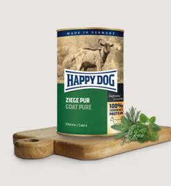 Happy Dog Wet Food Ziege Pur 400gr