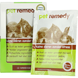 Pet Remedy comfort doekjes 12st